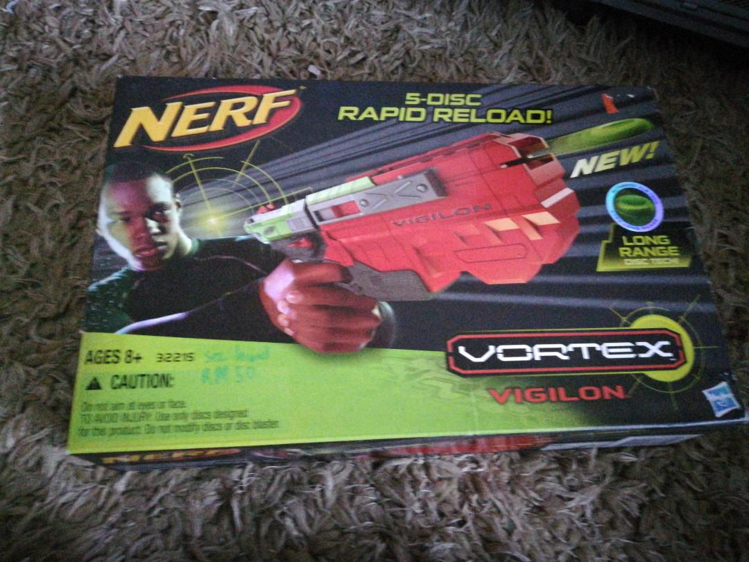 Nerf Gun Vigilom