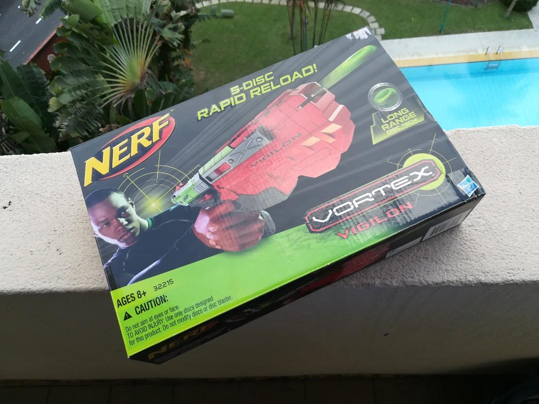 Nerf Gun Vortex Vigilon