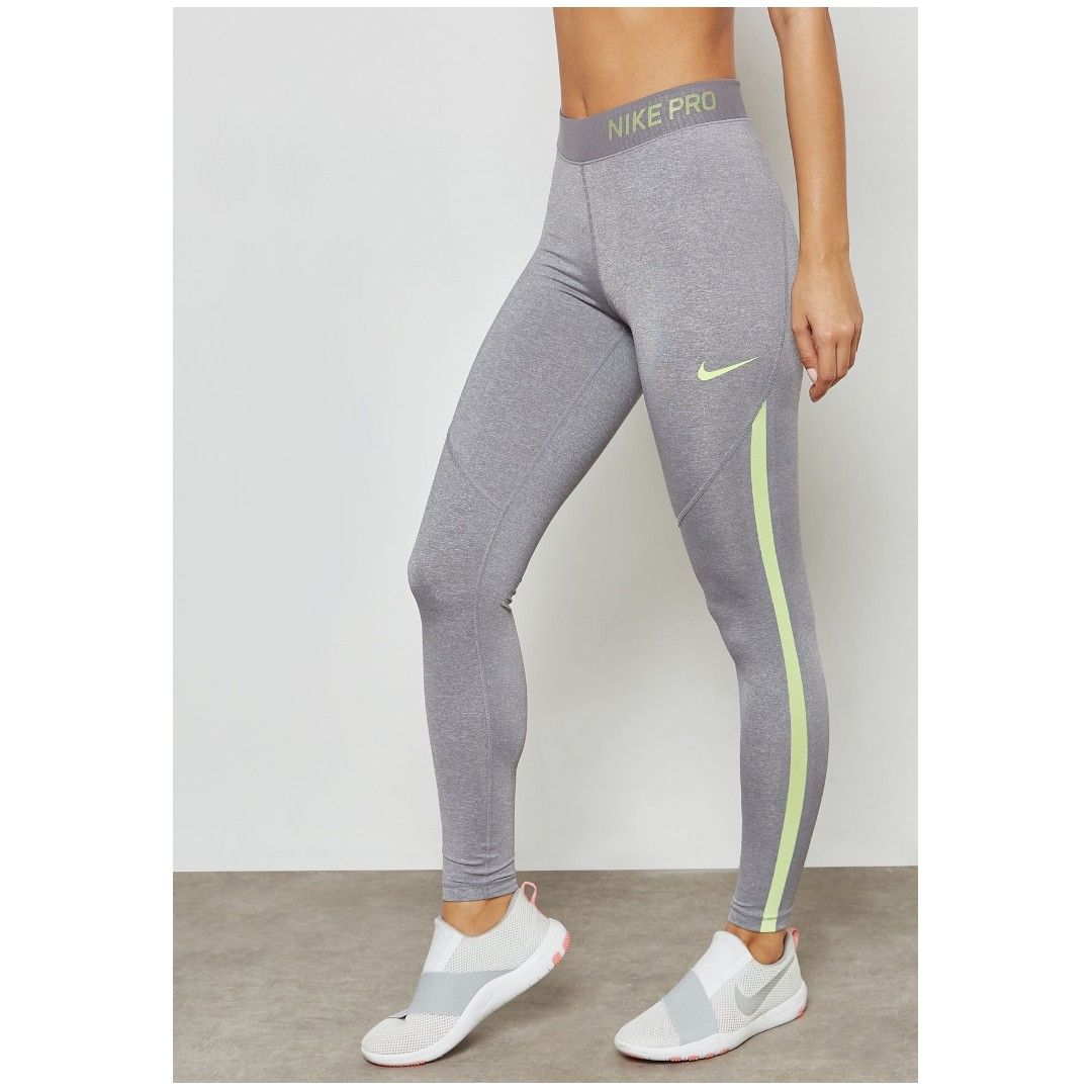 the latest b28be ab025 Nike Pro HyperCool Women s Training Tights (Size S), Sports, Sports Apparel  on Carousell