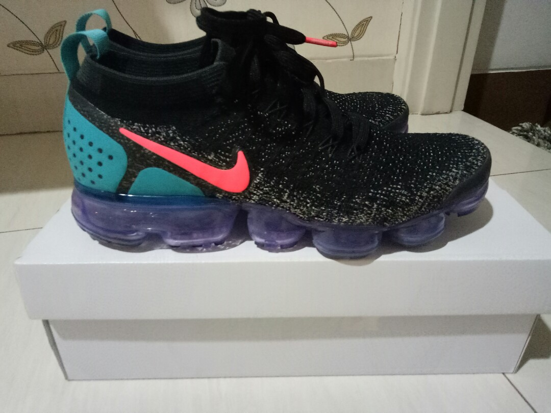 Nike Vpormax Originalll 1000 Preloved Fesyen Wanita Sepatu Di