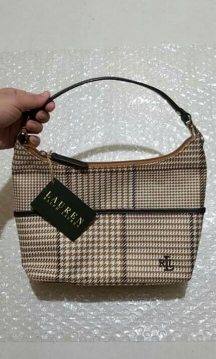 f668797937c5 SALE!!! FREE SF! Ralph Lauren Small Handbag