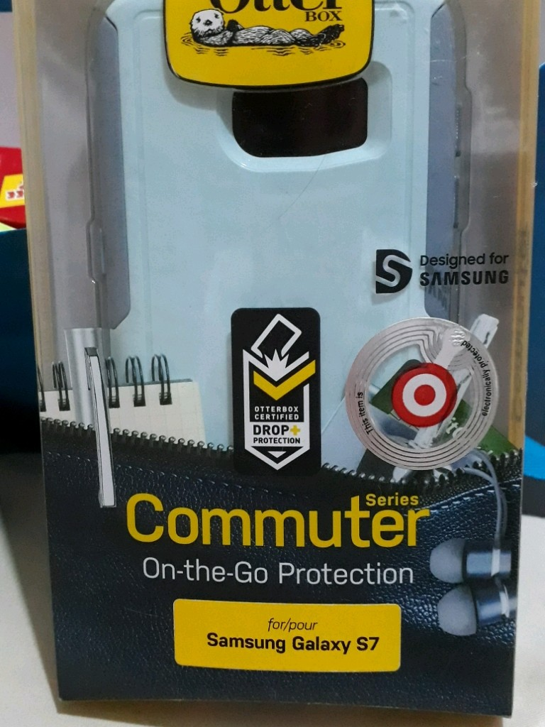 competitive price af628 1b1c6 OtterBox Commuter on-the-go Protection for Samsung Galaxy S7