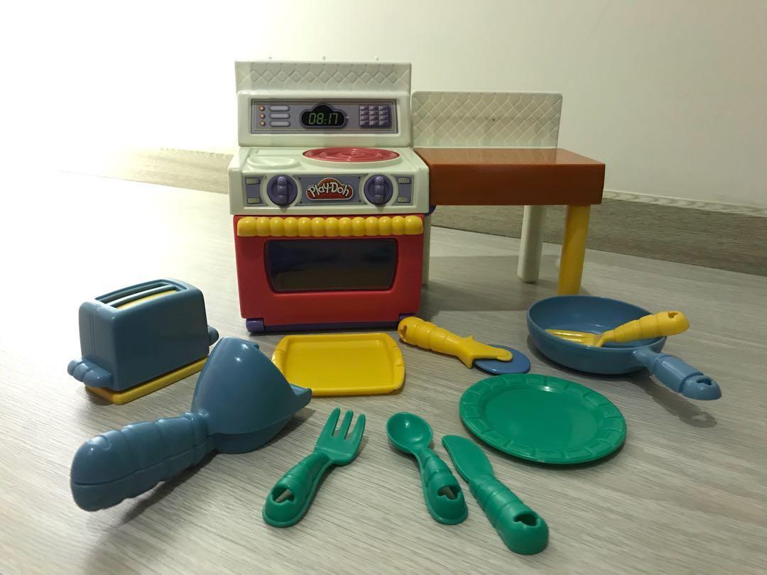 Play Doh Kitchen Set