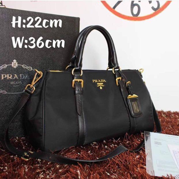 134f5dc94011 Prada Nylon Bag - PO, Women's Fashion, Bags & Wallets, Handbags on ...