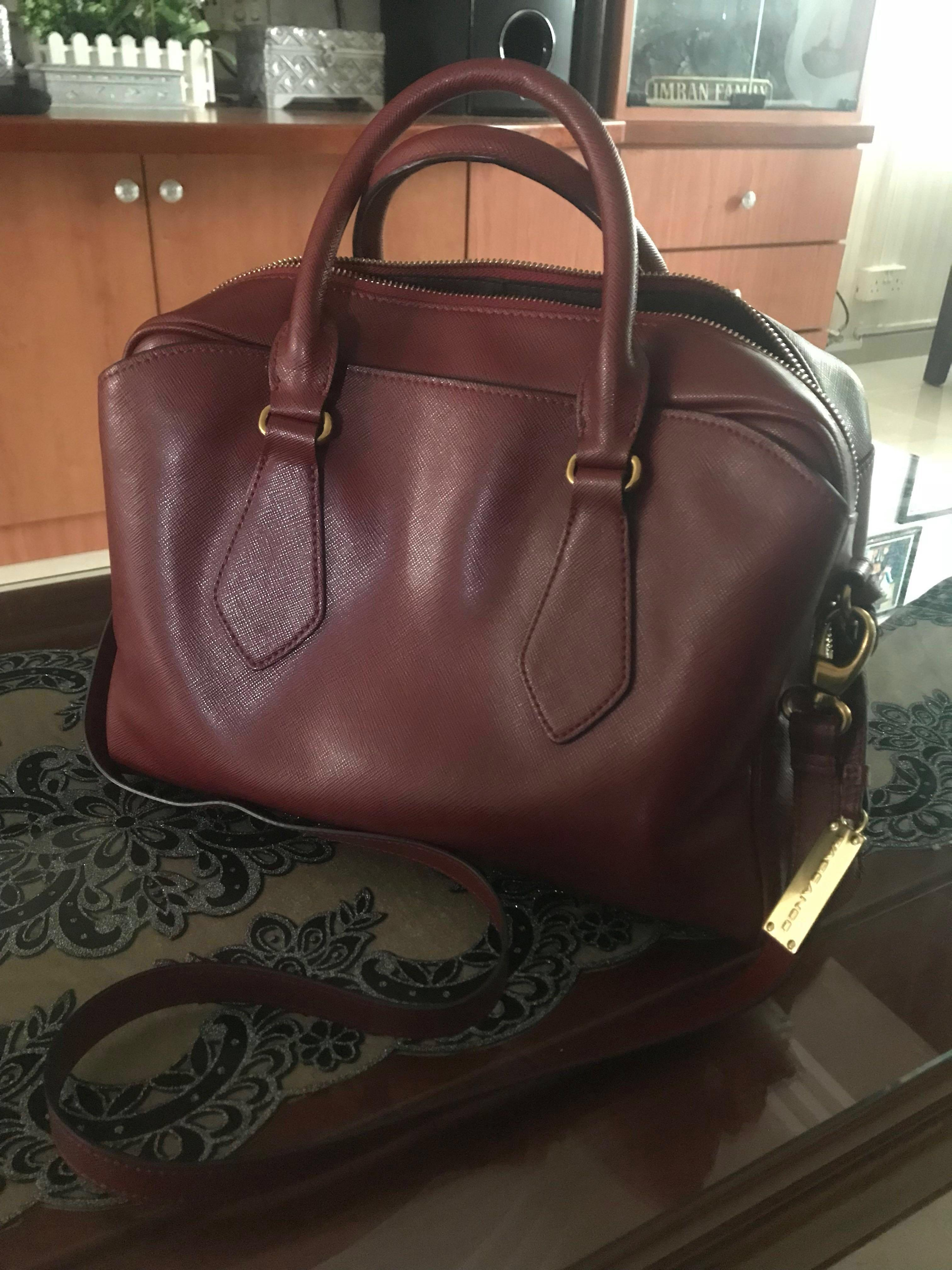 RABEANCO - Ion Orchard  Sling back A4 size, Luxury, Bags