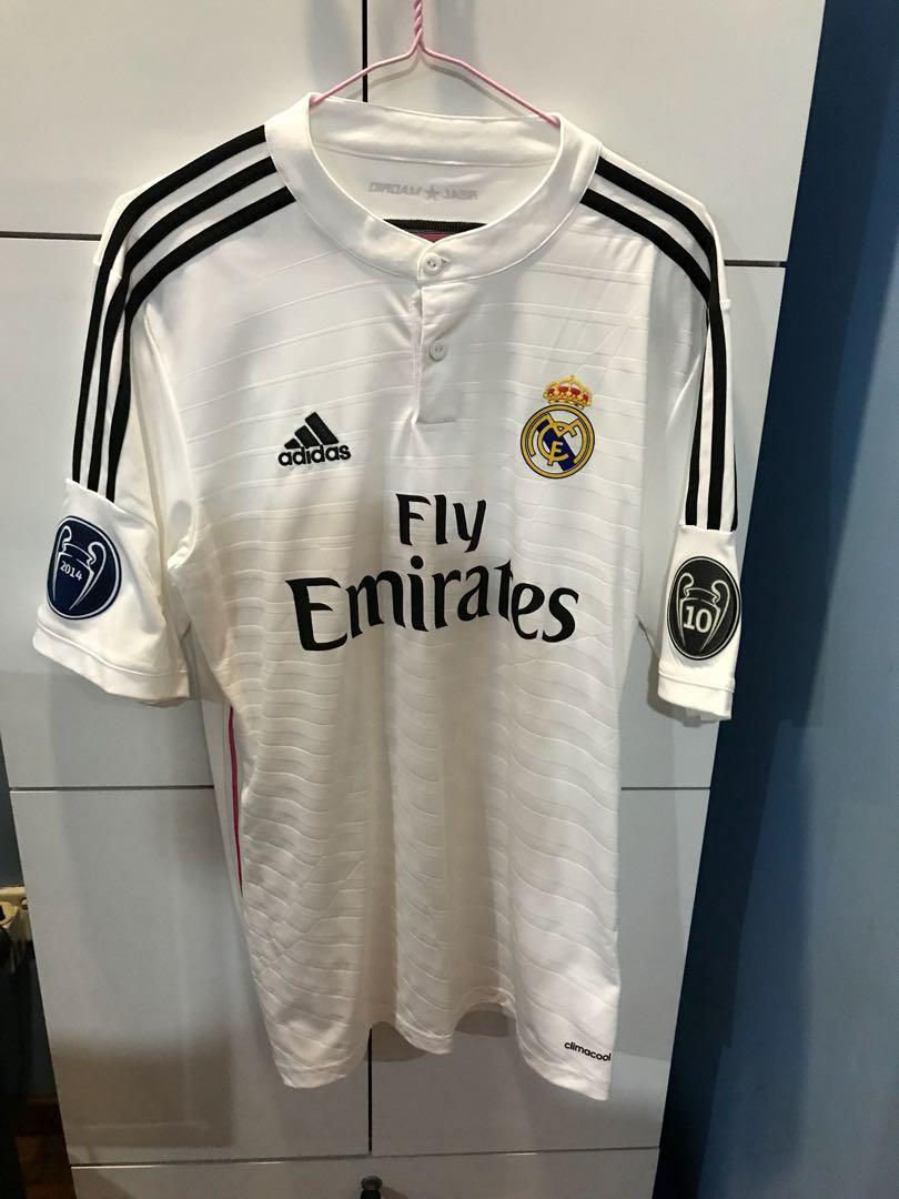 58b29ec9dbe Real Madrid Sergio Ramos Jersey
