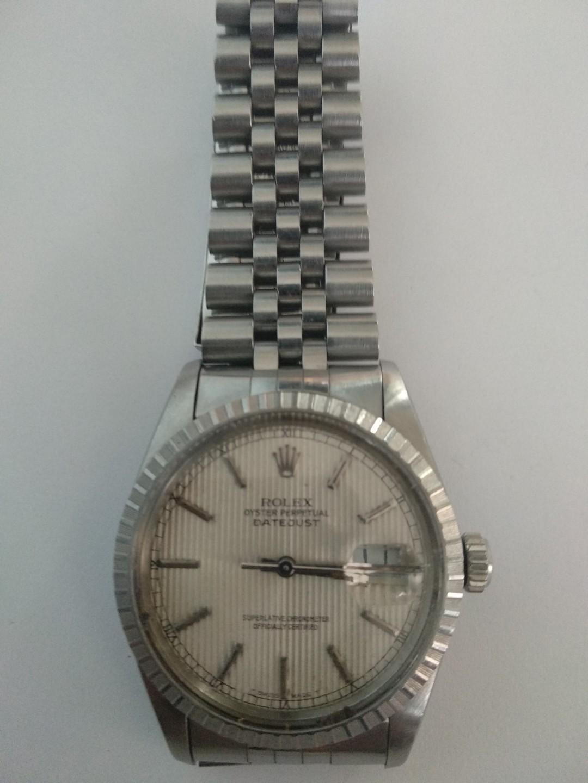 183fb6925b4a6 Rolex Datejust 16030