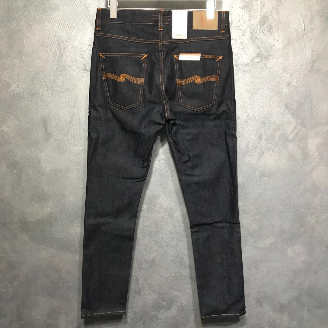 3e79d0777ed Nudie Lean Dean 16 Dips Dry, Men's Fashion, Clothes, Bottoms on Carousell
