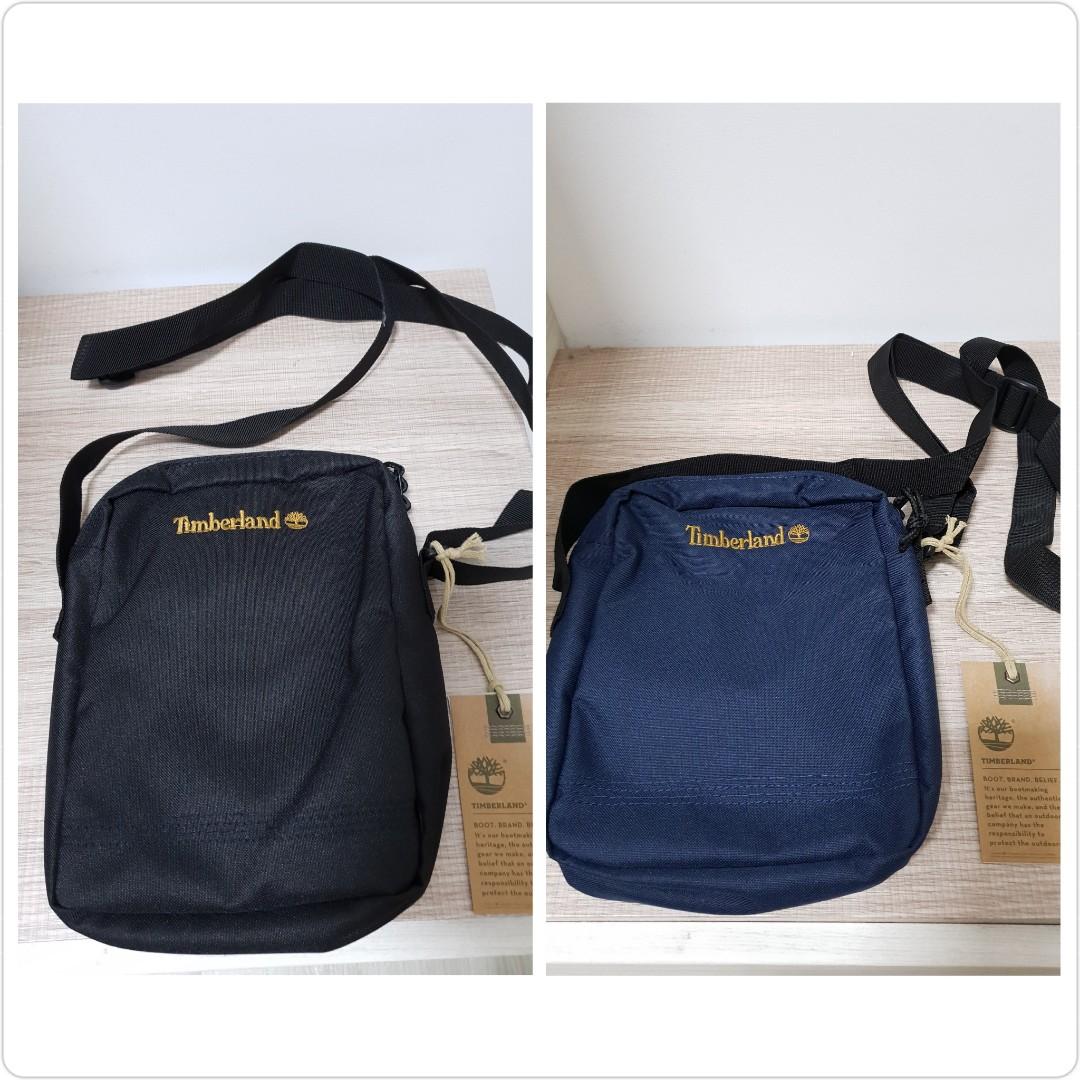 9b7d8fb199 Timberland sling bag, Men's Fashion, Bags & Wallets, Sling Bags on ...