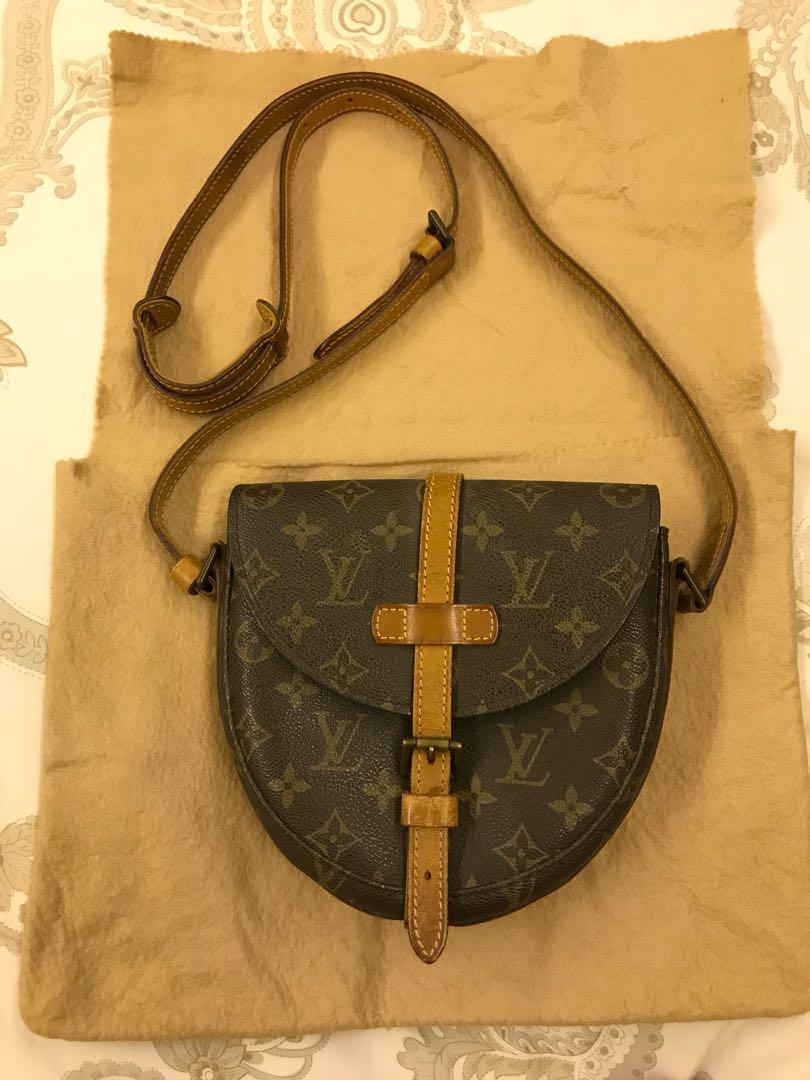 VINTAGE Louis Vuitton Chantilly MM crossbody bag 6910b39b80b61