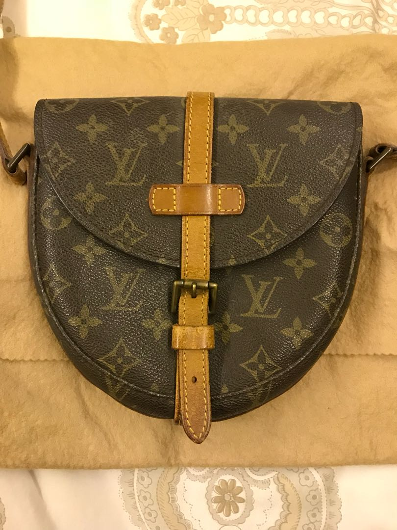 357ba838b VINTAGE Louis Vuitton Chantilly MM crossbody bag, Women's Fashion ...