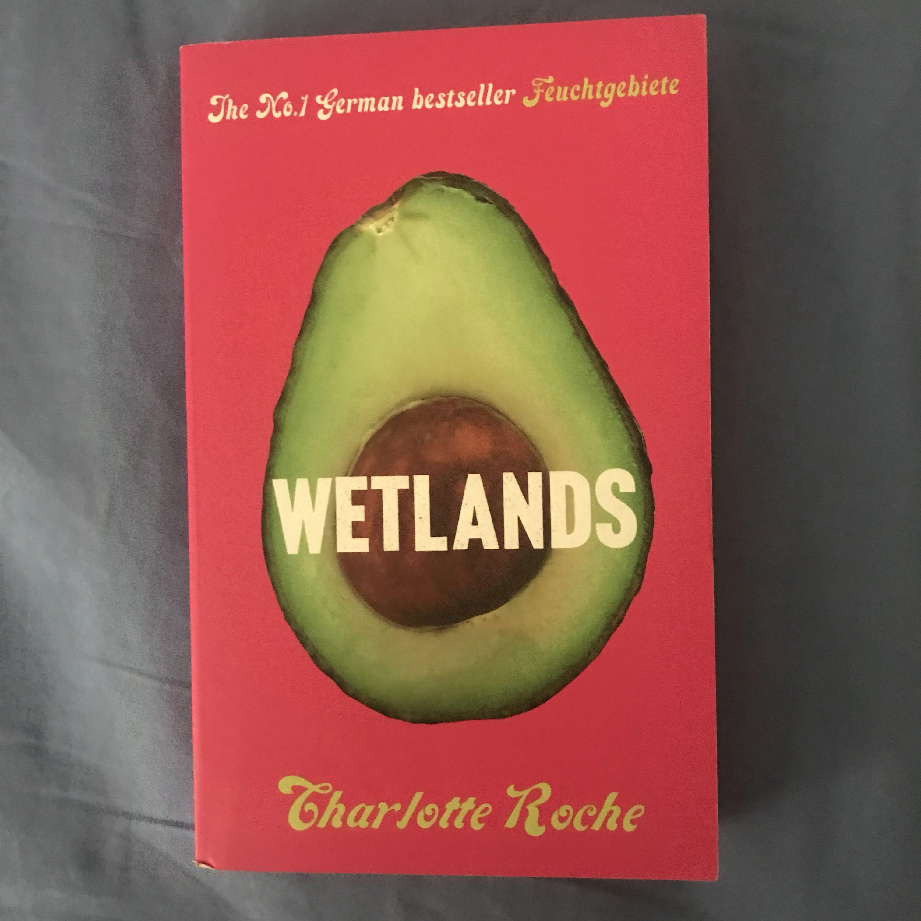 Image result for Wetlands book