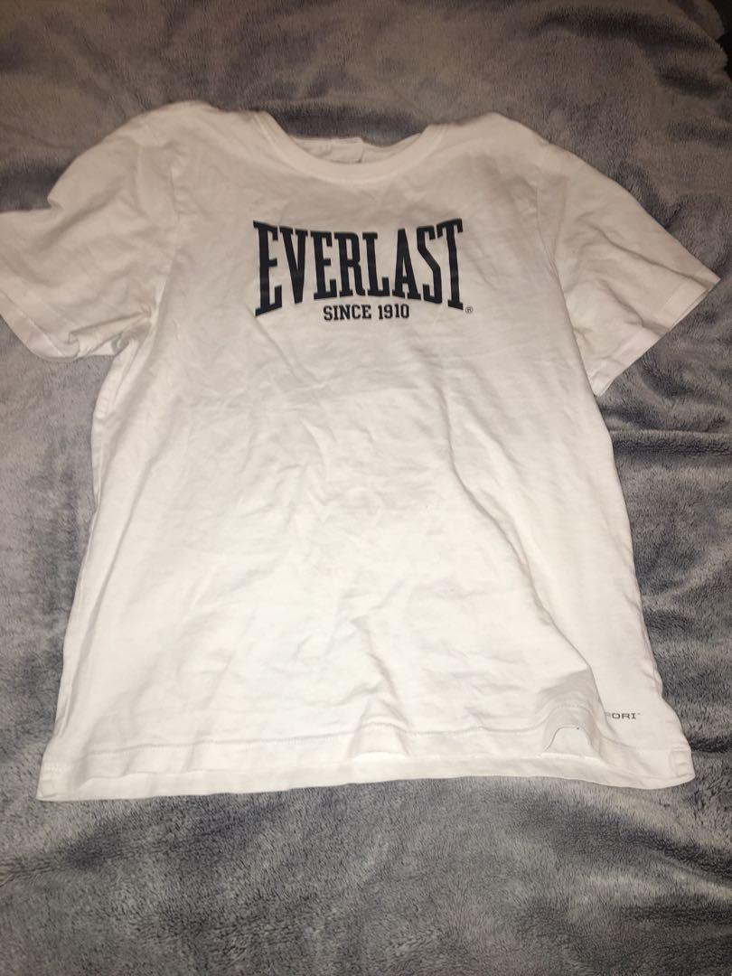 White everlast top