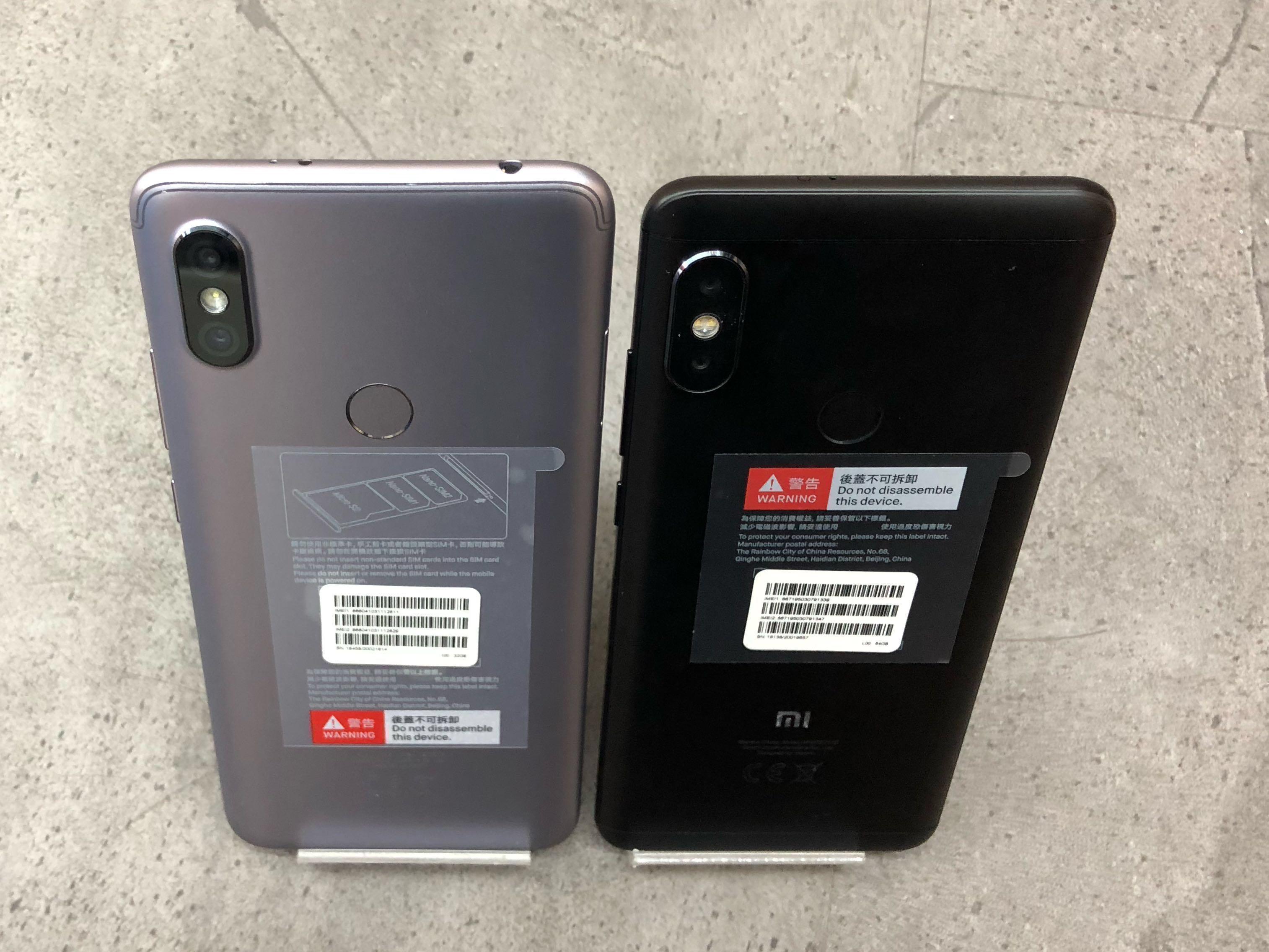 Xiaomi Redmi 5 Plus 4 64gb 599 Mobiles Tablets Android Phones 5a Ram 3gb Rom 32gb Grey Distri Share This Listing