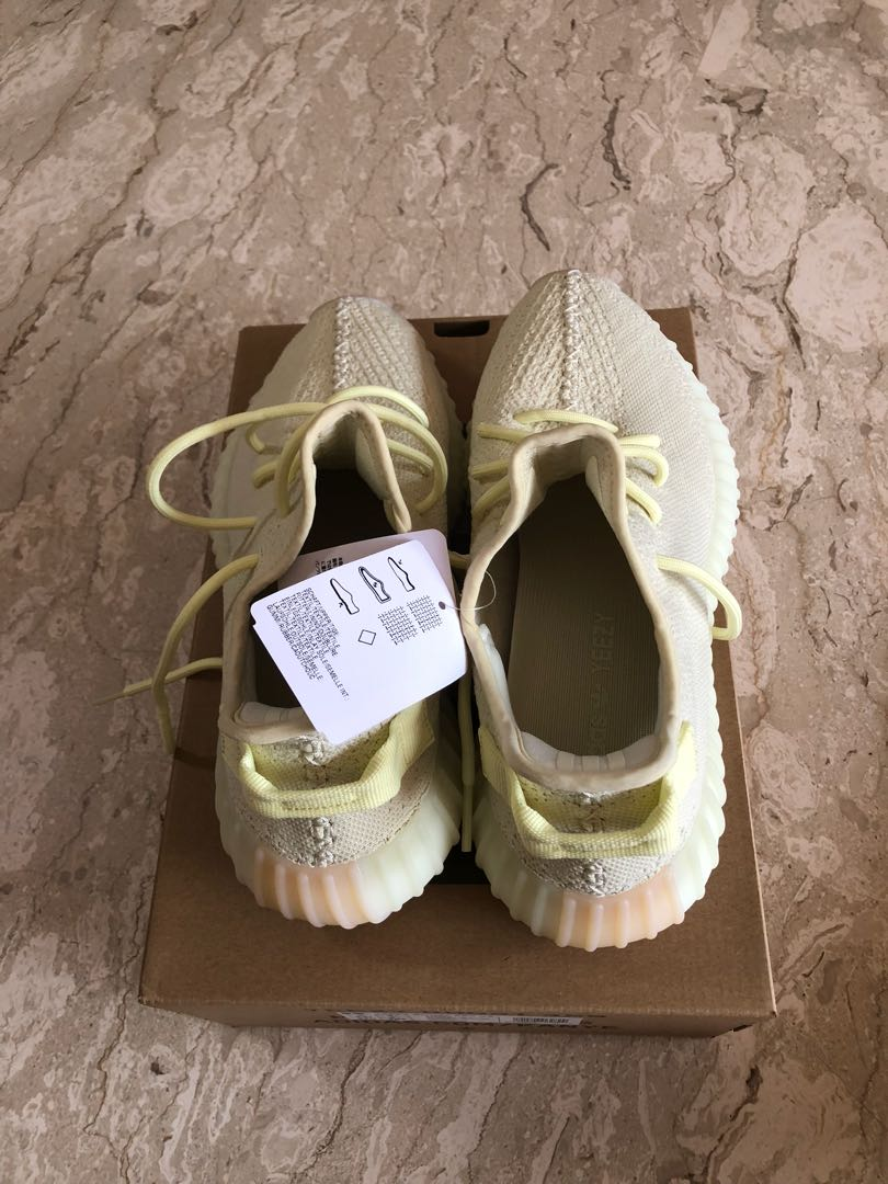 6c437f121fa2a YEEZY BOOST 350 V2 butter