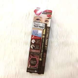 K-Palette 2-Way Eyebrow Liquid