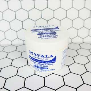 Mavala Eye Makeup Remover Pads