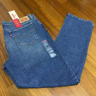🚚 Levi's 414 Relaxed Straight