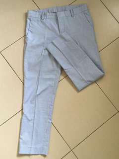 Uniqlo ankle pants