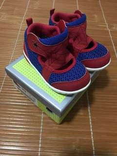 🈹💥🈹💥Dr. Kong 型格 蜘珠俠圖案 紅藍色 bb鞋子 baby shoes 兒童 波鞋 休閒鞋