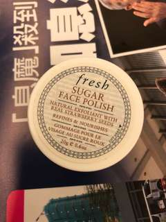 Fresh Sugar Face Polish 20g x 1 pc