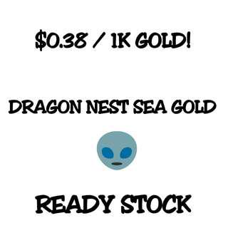 Dragon Nest Sea Gold [ INSTANT DELIVERY ]