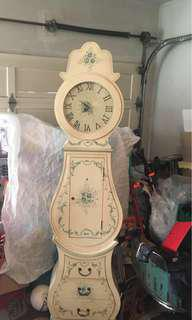Antique and timeless clock