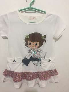 Baby Embroidered Dress 3T