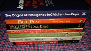 Child Psychology and Parenting Books