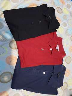 Uniqlo H&M Bundle Poloshirt