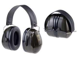 3M 折疊式防音耳罩