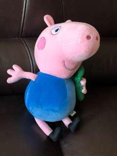 🚚 佩佩豬 喬治 吊牌在