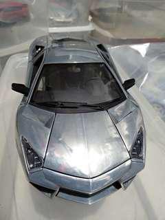 Diecast, burago, mastio, mz, Lamborghini, 1/18 , car, toy