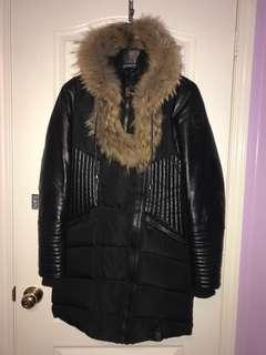Rudsak Leather Down Coat