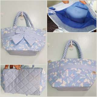 Naraya Powder blue bag