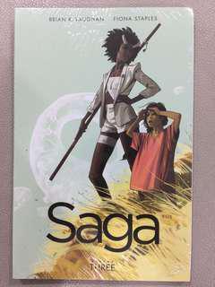 Saga TPB vol 3