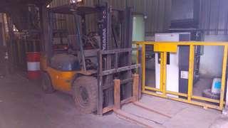 Toyota 7FD30 (3,0 ton)