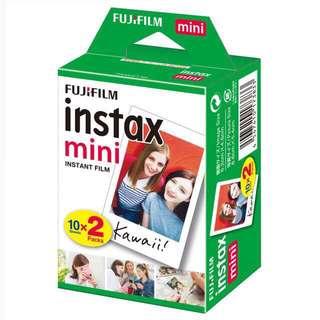 Fujifilm Instax Mini Twin Pack Instant Film (20 Sheets)