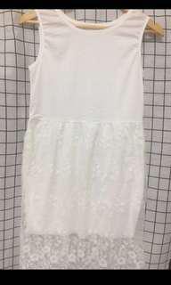 🚚 蕾絲襯裙