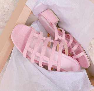 Marnivost Rene Blush Pink Sandals