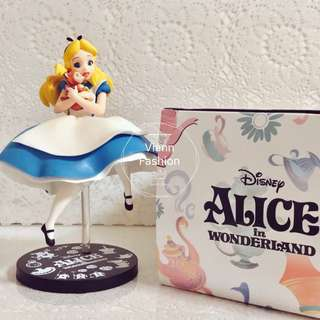 Disney Alice 愛麗絲 figure