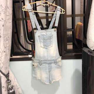 Denim Jumpsuit S size