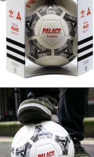Palace Soccer ball
