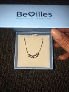Bevilles Silver Necklace