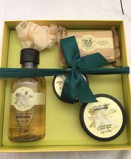 New Body Shop Gift Pack