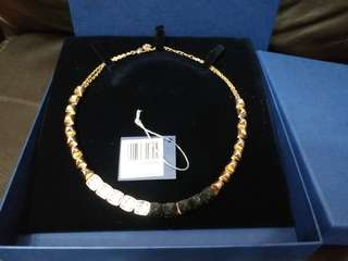 Swarovski GLANCE All-Around Necklace #5272069 MIB