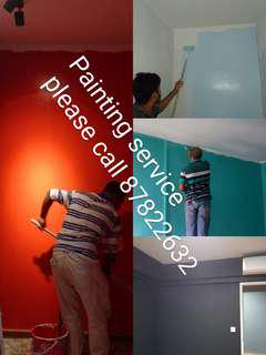 Home painting and electrical work cheap and excellent workmanship