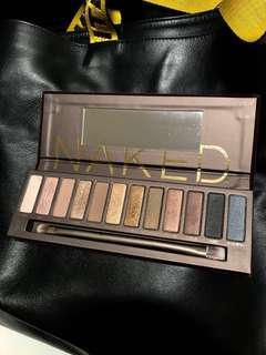NAKED Urban Decay Eyeshadow Palette 95% new