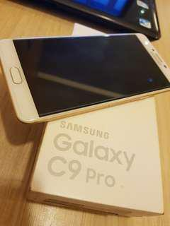 Samsung Galaxy C9 Pro 6GB RAM complete