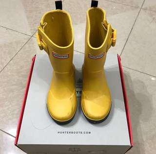Hunter Kids Rain Boots ☔️